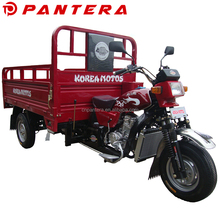 250cc Air Cooled Motorized Driving Heave Cargo Use Tricycle for Africa