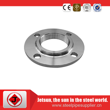 stainless steel a350 lf2 threaded flange ansi #150 rf