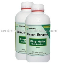 Immun-Enhancer (plant extract, veterinary medicine, herbal medicine)