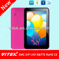 Hot 7 inch MTK8312 Android tablet 3G hyundai sim