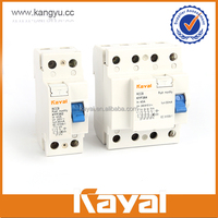 Widely use F360 electronic rccb magnetic low cost 2p/4p rccb/rcds