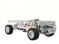 New style Full alloy 1/5 gas rc car 305B with walbro and NGK