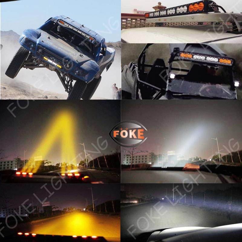 10Watt 9-60V car led light bar 300W turck light bar 54 inch longest ...