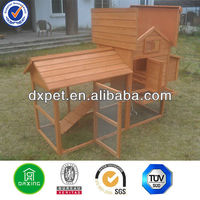 Chicken House With Large Run 6-8 chickens DXH013