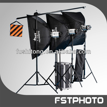 professionals light kits For Studio Photographic Making