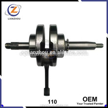C110 OEM China Motorcycle Crankshaft