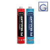 Gorvia GS-Series Item-P303R comprehensive joint sealant range
