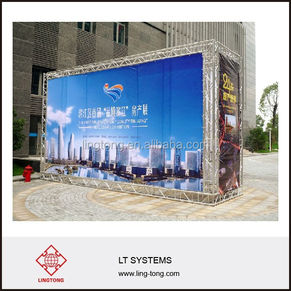 Global Truss System Exhibition Stall For Trade Show and Display