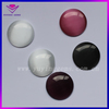Round cabochons cut flat back synthetic cat eye stone for jewelry