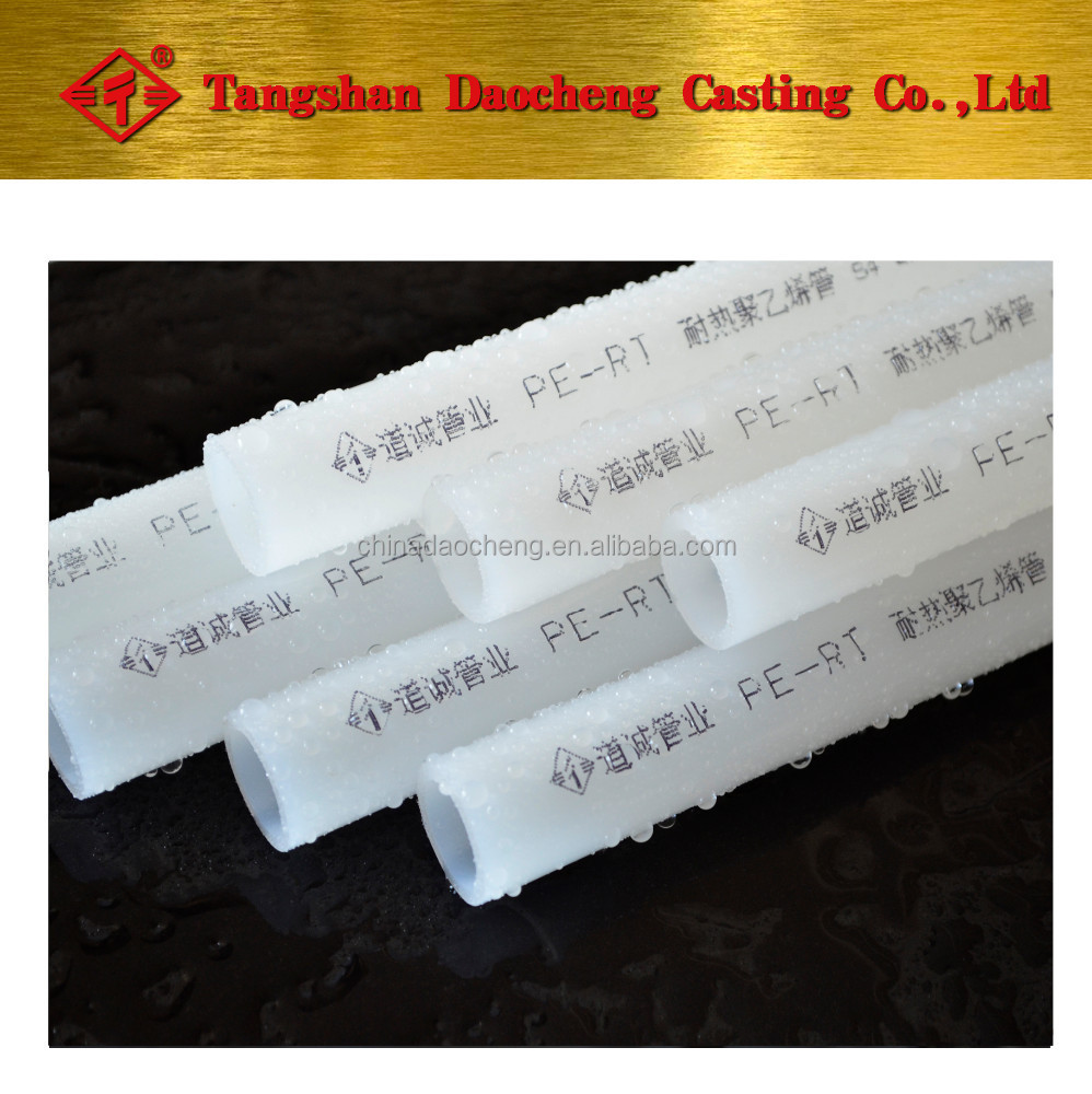 Hot sale Double Win China Daocheng underfloor <strong>heating</strong> manufacturer S5 series PE-RT pipe
