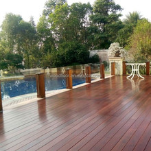 China Professional Manufacturer Outdoor decking Merbau Flooring