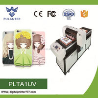 Excellent high resolution index dial uv printer