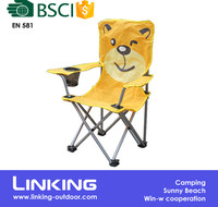 Personalized Wholesale New Design Stylish Fold Up Beach Camping Chair For Kids
