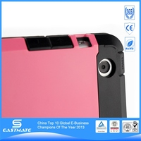 soft Gel skin back cover Case crystal clear hard case for ipad mini 2