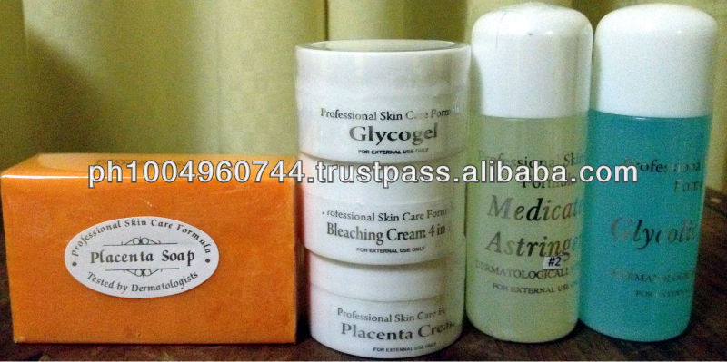 Professional Skin Care Formula Anti Melasma Set