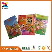 Cheap Price Professional Custom Full Color Hardcover Child book Printing