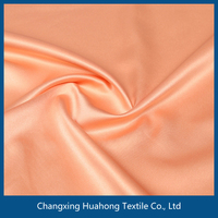 2015 new 100% polyester wide width satin fabric for curtain/home textile