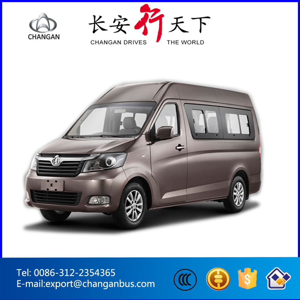 CHANGAN mini bus 2.0L gasoline low price more safe M90