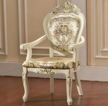 Italian gold leaf furniture wood carving antique baroque chair
