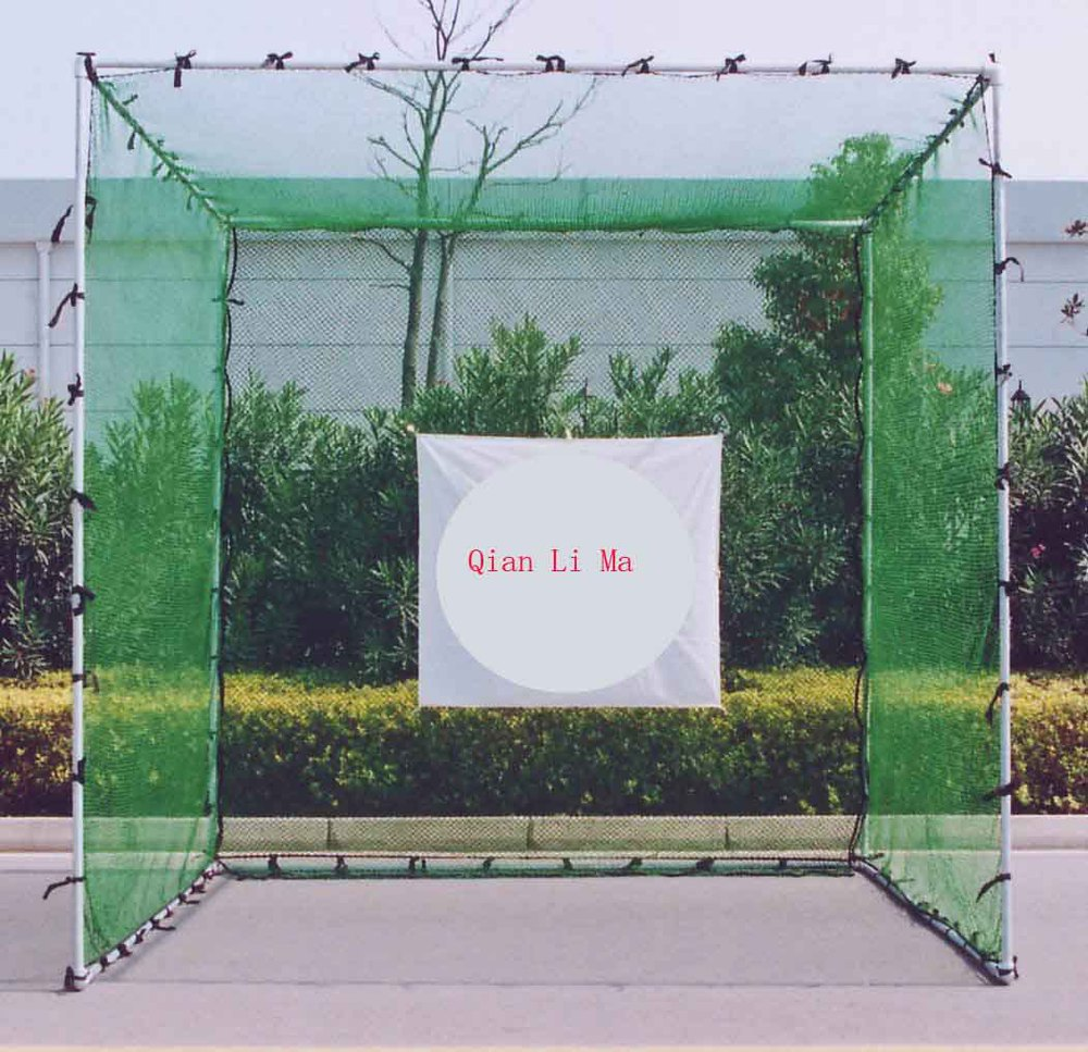 high quality golf outdoor practice netting square golf practice net