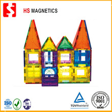 Magnetic building blocks toys/magnetic wooden blocks/magnetic blocks toys for kids