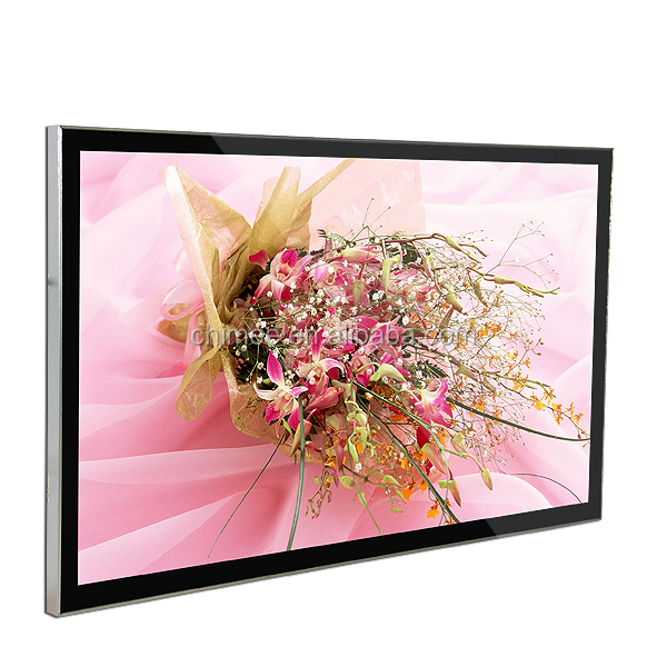 42inch lcd digital signage wall mounted dvd media player
