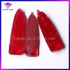 great quality uncut corundum rough synthetic ruby in stock