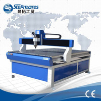 Discount price 1200*1800mm woodworking cnc router/advertising cnc router