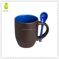 Customized Promotional Solid Colored Ceramic Coffee Mug