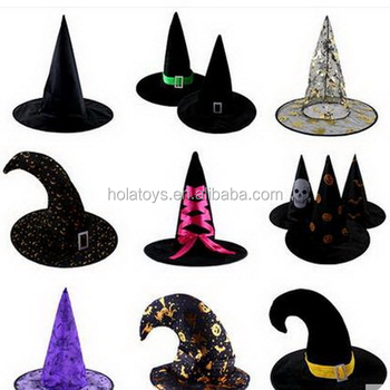 Hola series witch hat halloween costume for adult