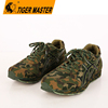 camouflage running shoes for military