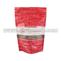 stand up block bottom zipper bag plastic customized design/zipper lock flat bottom bag/Wholesale custom laminated bag