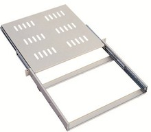 19in Server Rack network Cabinet Accessories Sliding Shelf