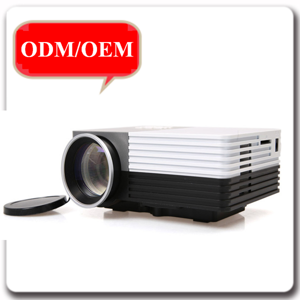 DB50 mini tv projector mobile phone projector pico projector