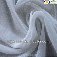 light soft jacquard mesh fabric
