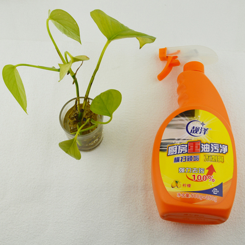 Oem greasy cleaner kitchen greasy cleaner oil stain cleaner
