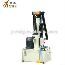 YT-501 Good Price High Qulity Hydraulic Design Rubber Lasting Slipping Shoe Making Machine