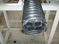 COD cable protection pipe making extrusion machine/plant