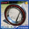 China supplier Lotton high speed 71803C angular contact ball bearings