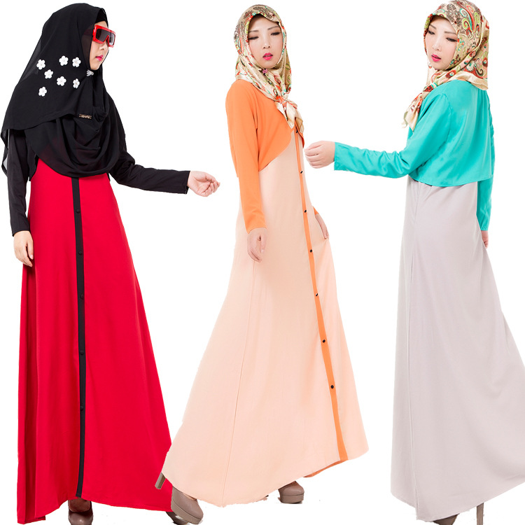 wholesale dubai abaya islamic clothing kaftan long sleeve muslim dress abaya indonesia kaftan wholesale