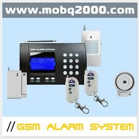 Gsm home alarm security system