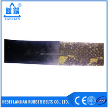 High quality moveable rubber small conveyor belt system, belt conveyor system made in China
