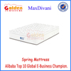 2015 Best-selling Pocket Spring with Pillowtop Hotel Mattress Manufacture from China GZ2015-10#