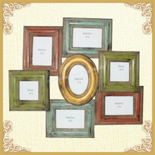 Multiple continuity fashionable photo frame