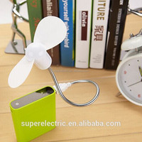 Hot Selling Present and gift Mini USB Fan USB Mini Fan with strong wind