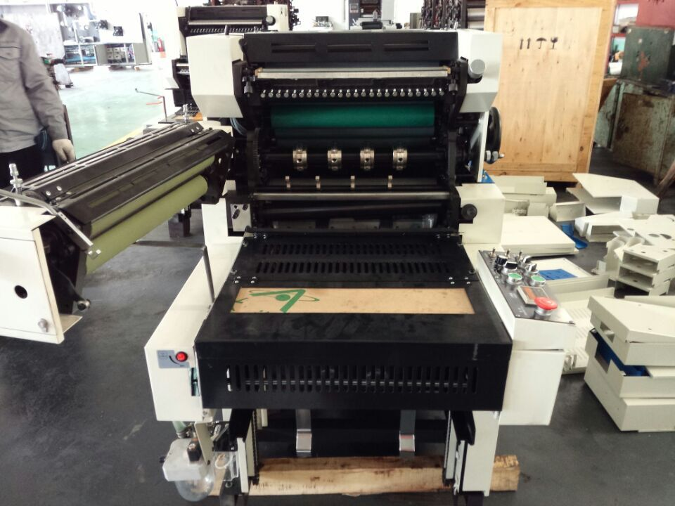 HOT SALE high speed 4 colour offset printing machine price manufacturer HT 47A