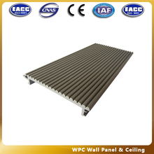 YXT-06 more durable wood plastic composite suspended ceiling