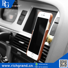 R.G Genuine leather back cover case for iphone7 apply to car