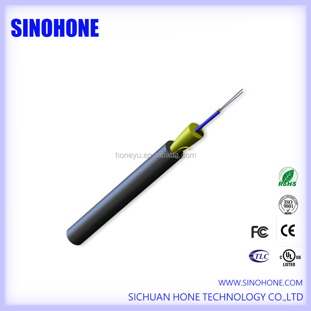 2 core Remote Radio Unite RRU fiber optic cable