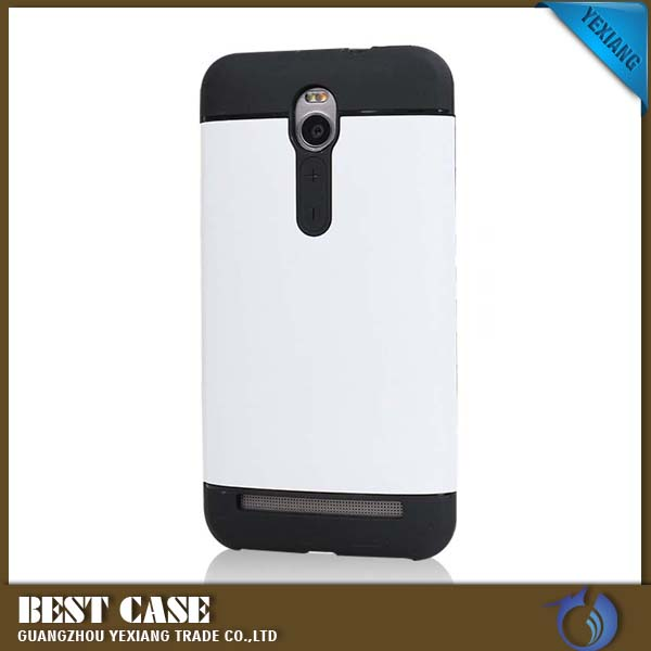 New Arrival Slim Colorful Armor Back Cover Waterproof Case For Asus Zenfone 6
